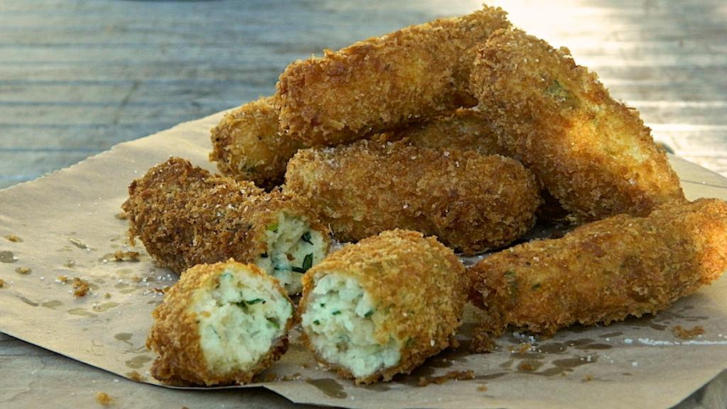 Potato Croquettes (Crocchette di Patate) | Silvia's Cucina