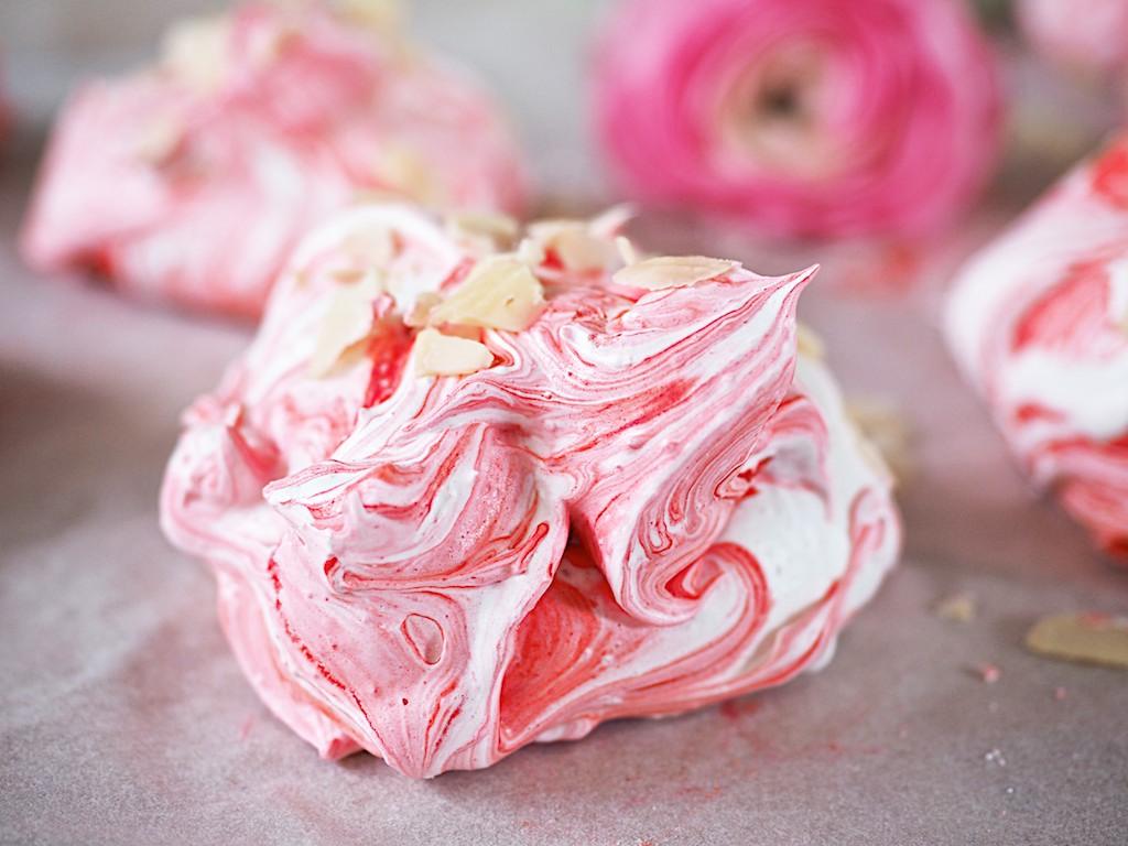 Pomegranate Snow Swirls Recipes — Dishmaps