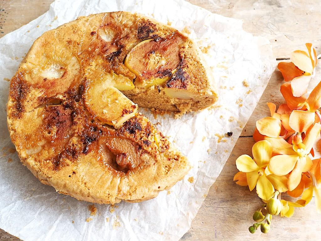 Roast Pears And Olive Oil Cake Recipes — Dishmaps