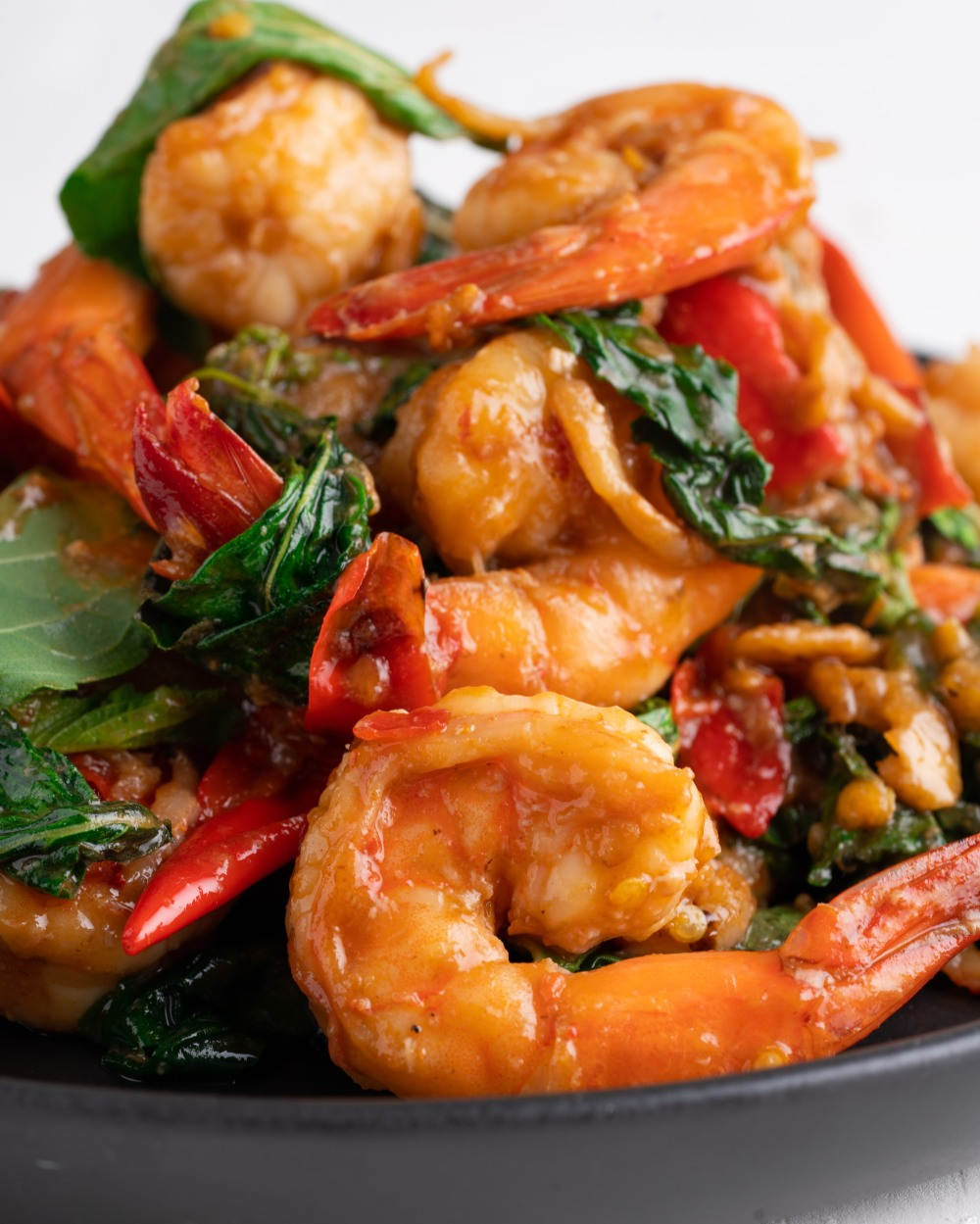 WOK x POT S1-E6_20 Mins. Dinner-Spicy Prawn & Stir-fry2
